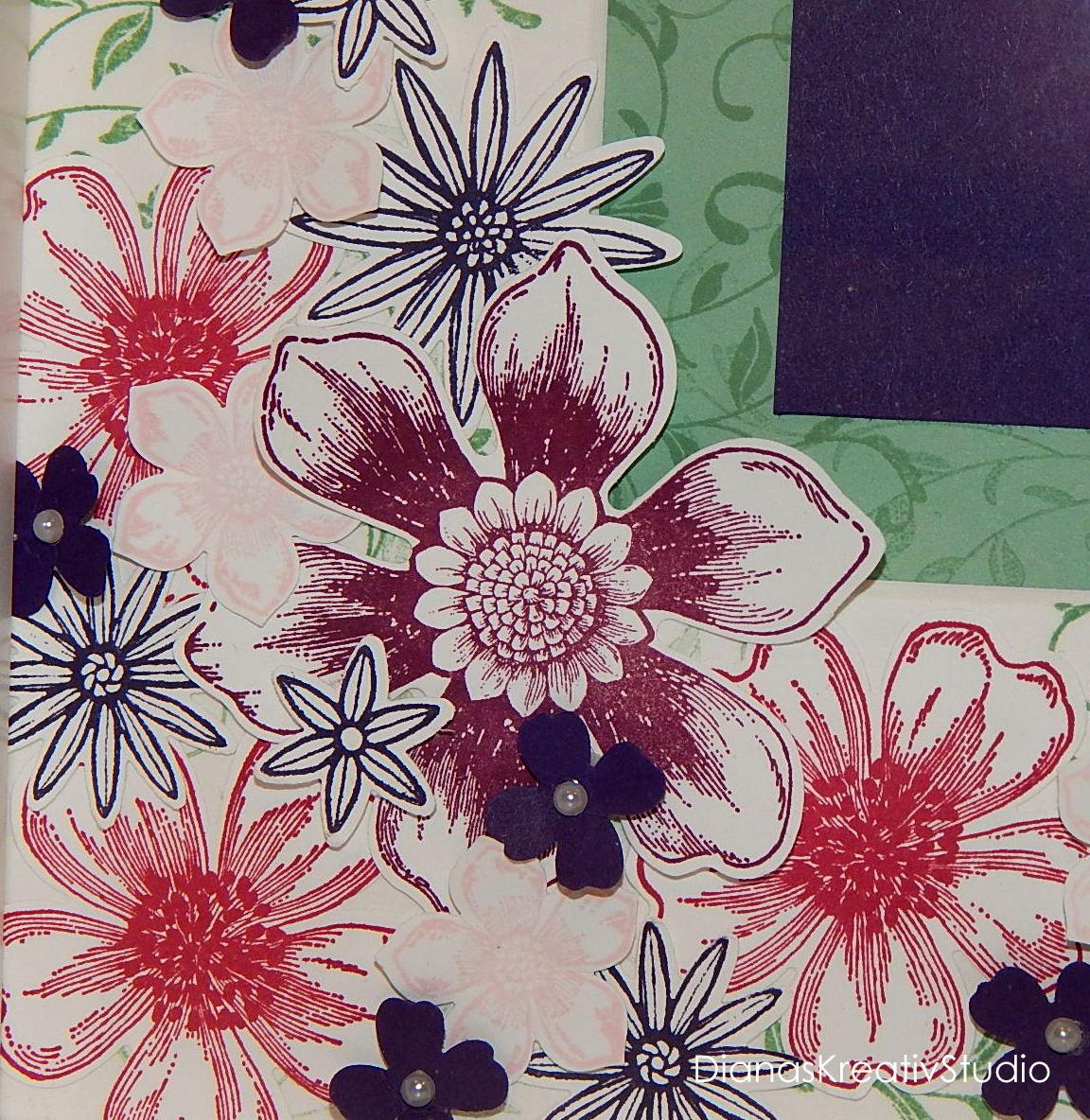 DianasKreativStudio --- Schönes aus Papier: Von Blumen und ...