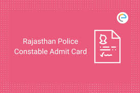 Rajasthan Police Constable Admit Card 2020,knowlocationservlet,recruitment2 rajasthan gov in knowlocationservlet,Admit Card 2020,police admit card 202