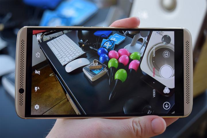 ZTE Axon 7 | latest smartphone information