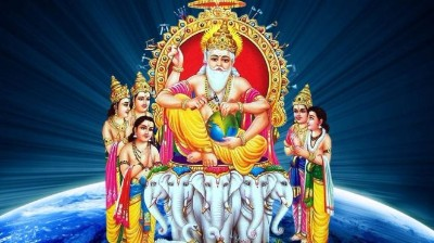 lord vishwakrma wallpaper