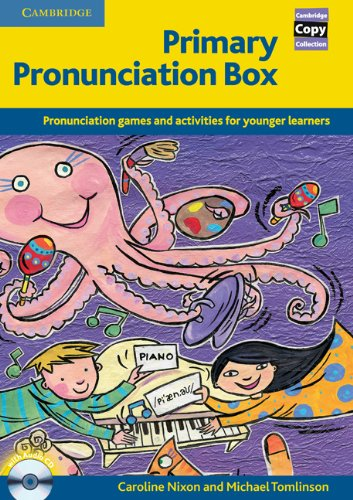 Primary Pronunciation Box (Cambridge Copy Collection)