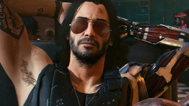 التحديث الجديد لـCyberpunk 2077 سيعالج مجموعة من أخطاء اللعبة