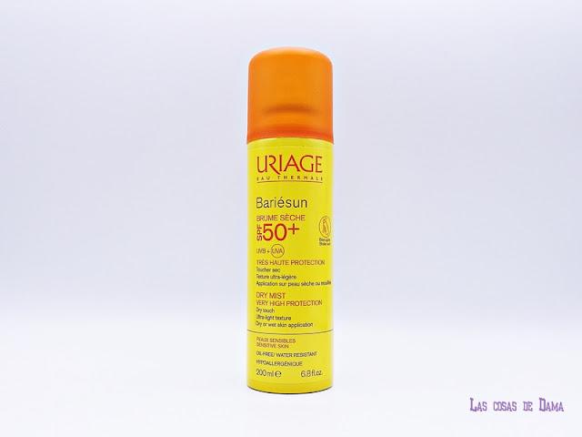 Bariésun Bruma SPF50 Uriage sunprotect protección solar farmacia dermocosmetica laboratorio