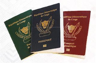Semlex passeport Congo