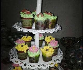 Resep Cup Cake Original
