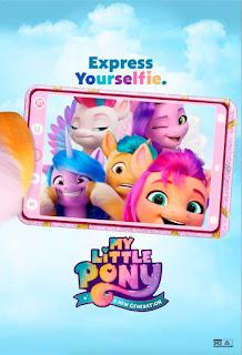 My Little Pony: A New Generation[2021][NTSC/DVDR-Custom HD]Ingles, Español Latino