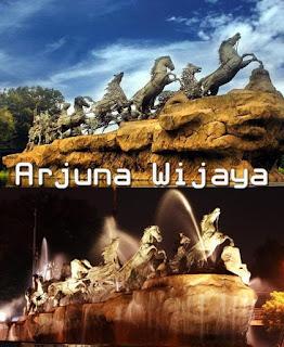 Sejarah-pembuatan-patung-arjuna-wijaya k17 cipta karya