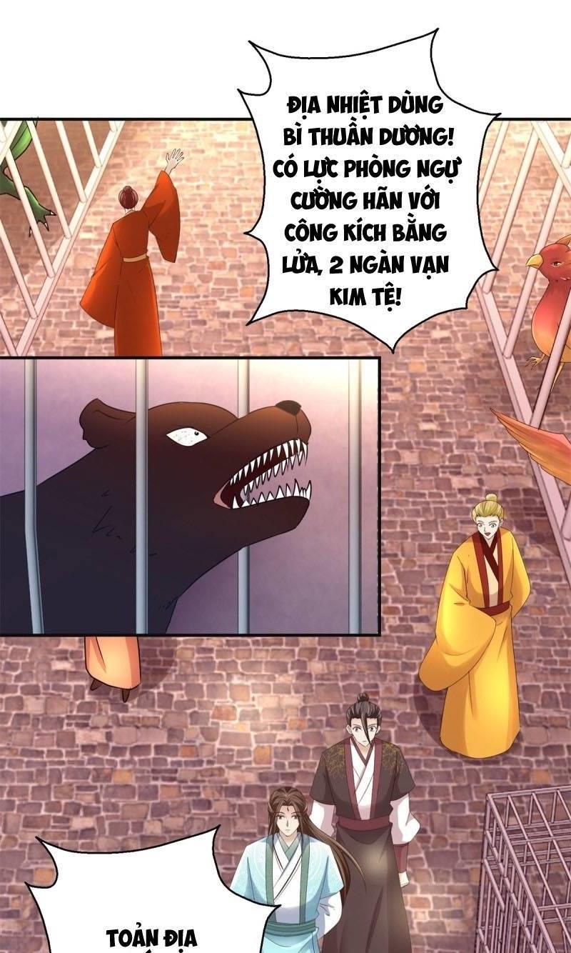 Cửu Dương Đế Tôn chap 152 - Trang 21