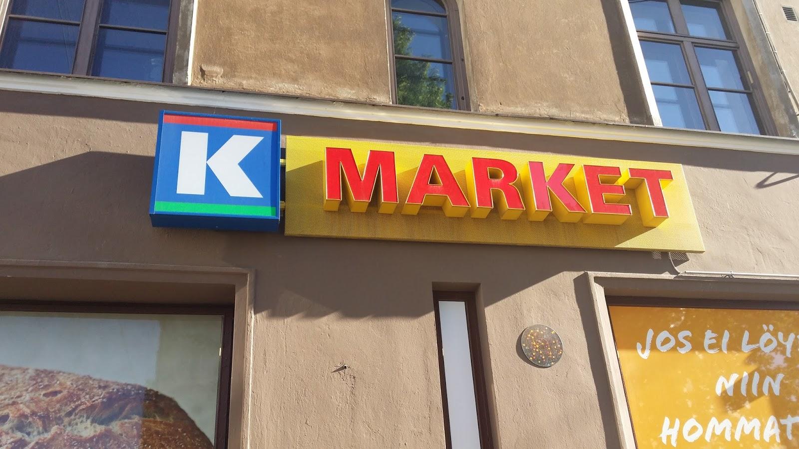 K Market Malminmäki