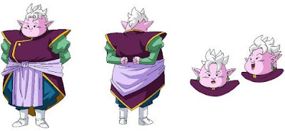 dragon ball super universe 5 oguma