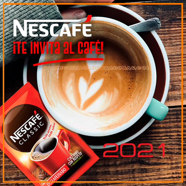 Tu Nescafé gratis en el bar, también en 2021