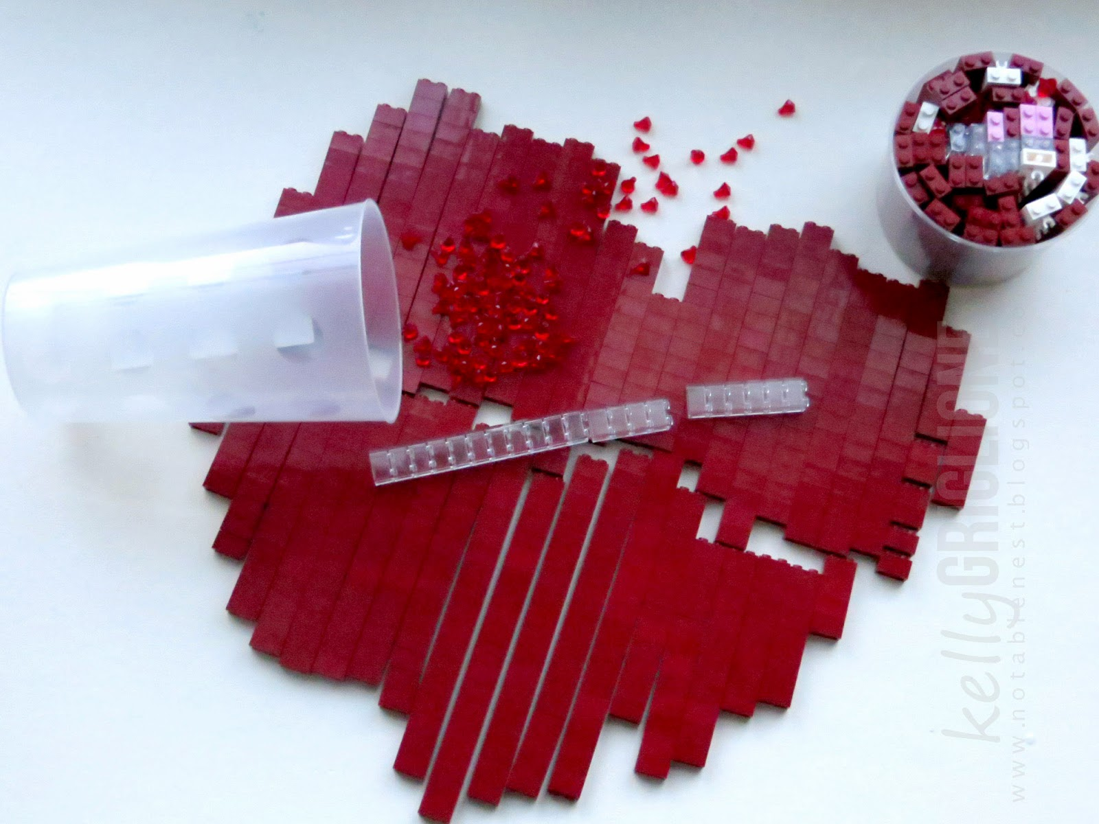 Notable Nest: Lego Valentines