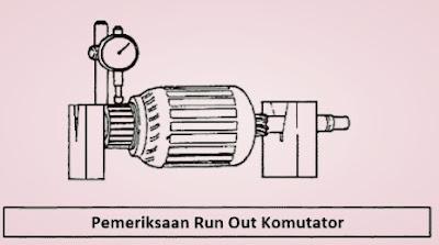 Jenis-jenis pemeriksaan motor starter