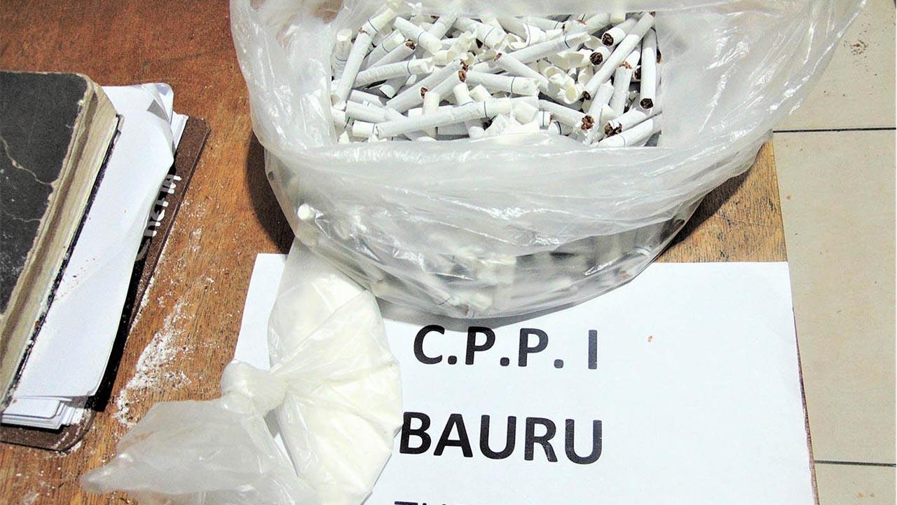 Enviou cocaína em filtros de cigarro para irmão preso em Bauru