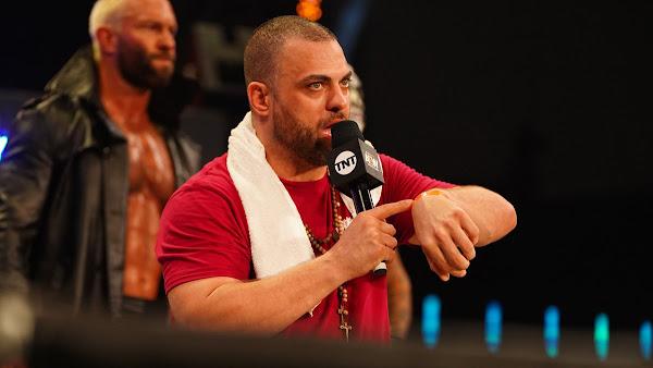 Mãe de Eddie Kingston o aconselhou a assinar com a AEW ao invés da WWE