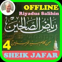 Riyadus Salihin MP3 Offline Part 4 - Sheikh Jafar Apk