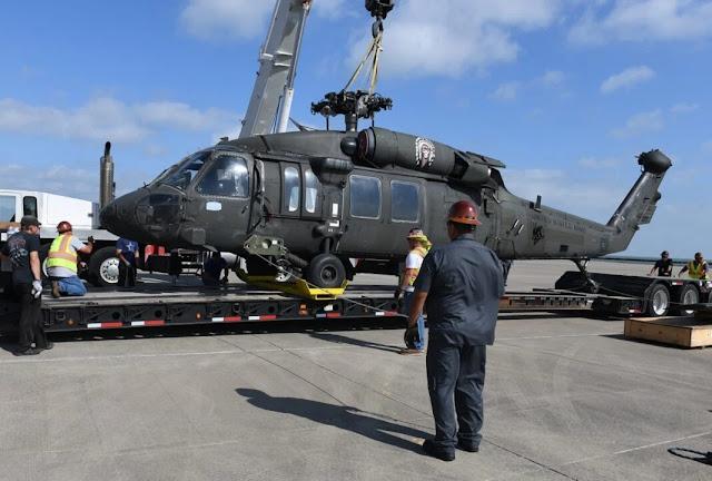 trực thăng Quân đội Black Hawk
