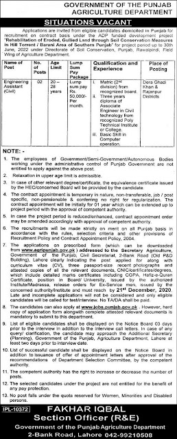 punjab-agriculture-department-jobs-2020-apply-online