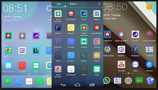 20 launcher android terbaik keren dan full fitur 2016