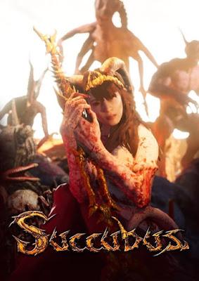 Capa do SUCCUBUS