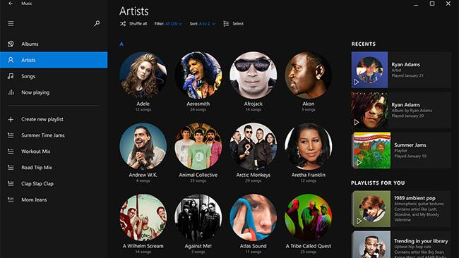 برنامج, البحث, عن, ملفات, الصوت, على, الانترنت, وتشغيلها, تطبيق, سبوتيفاى, Spotify