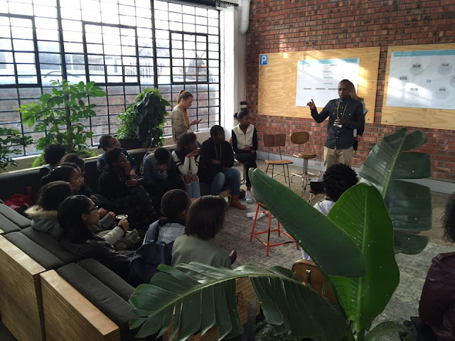 Helping Aspiring Coders Shape The Future Of #SouthAfrica @Code4ct