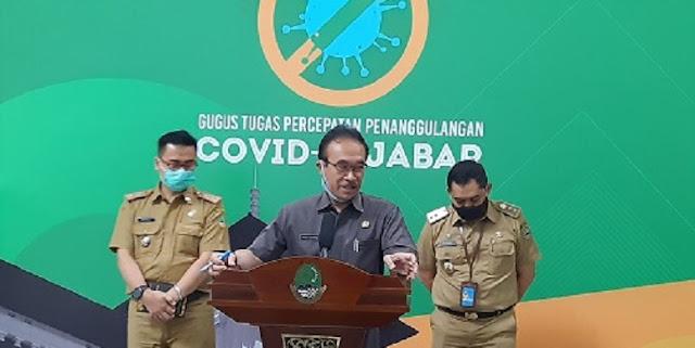 Terpapar Covid-19, Angka Kemiskinan Di Jawa Barat Naik