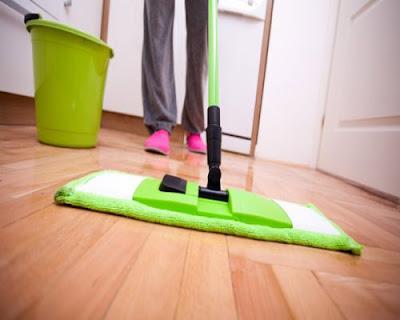 Bí quyết vệ sinh sàn gỗ tự nhiên sau khi thi công lắp đặt