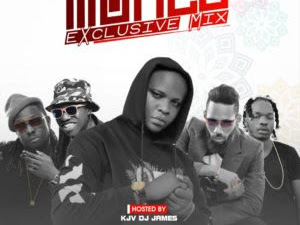 "DOWNLOAD MIXTAPE: KJV DJ James - ""Money Vibez"" (Exclusive Mix)"