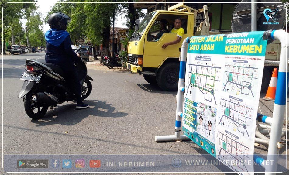 Menyulitkan Warga, Pimpinan DPRD Kebumen Kritik Pemberlakukan Jalan Searah