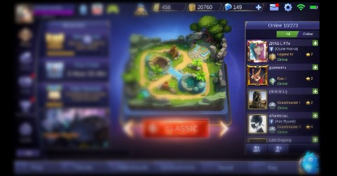 cara ubah suara hero mobile legends