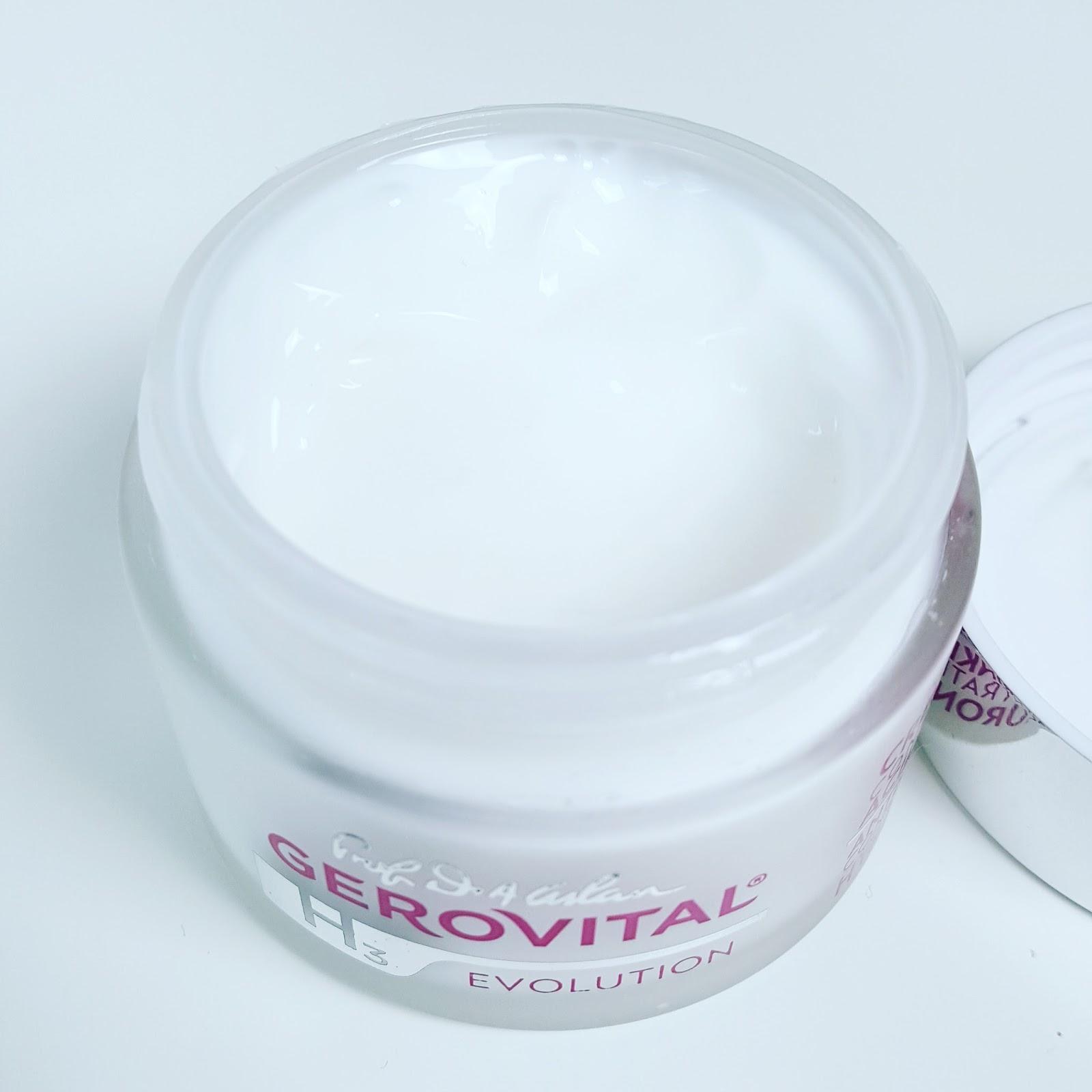 Crema gerovital cu acid hialuronic pareri