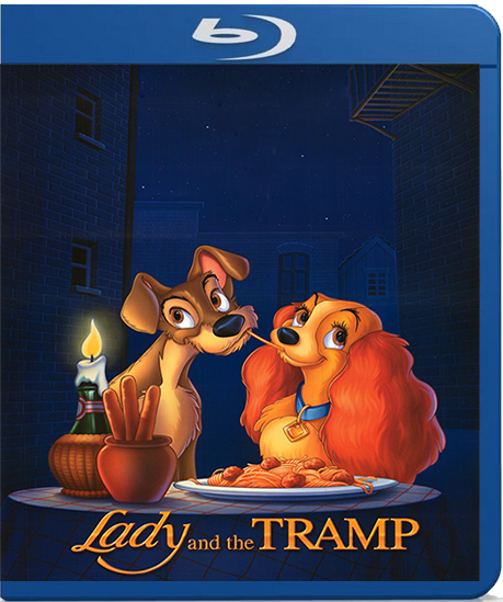 Lady and the Tramp [1955] [BD25] [Latino]