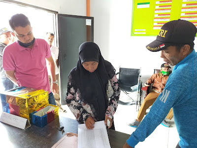Sambangi Kantor Dinsos, Desa Mangun Jayo Pertanyakan Data Penerima Bantuan tak Sinkron
