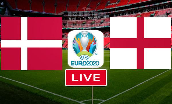 Match Angleterre vs Danemark en direct euro 2021
