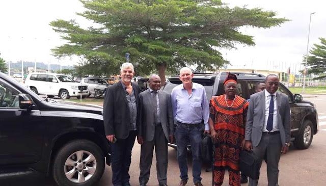 Hennie Botes - CEO moladi - Cameroon
