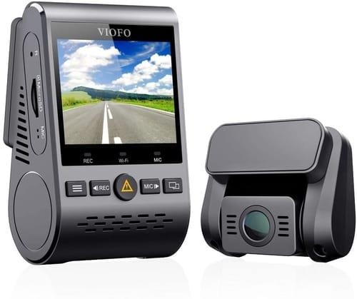Review Viofo A129 GPS Full HD Dual Car Dash Cam