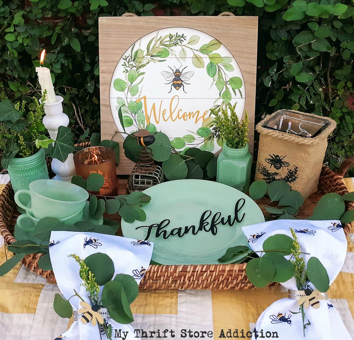 Thanksgiving picnic