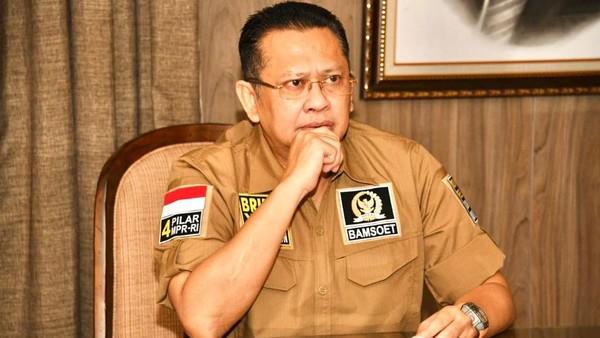 Tak Enak Hati Bamsoet ke Jokowi karena Banalnya Isu Konser Amal di Tengah Pandemi