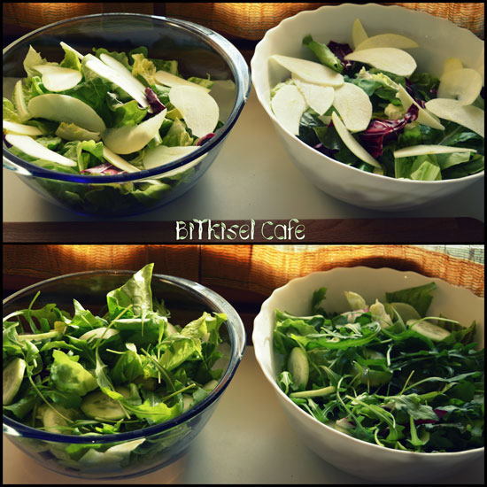 Elmalı Rezeneli Salata