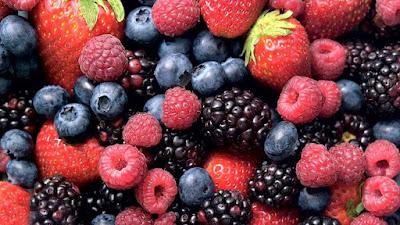 buah berry dapat mencegah dehidrasi