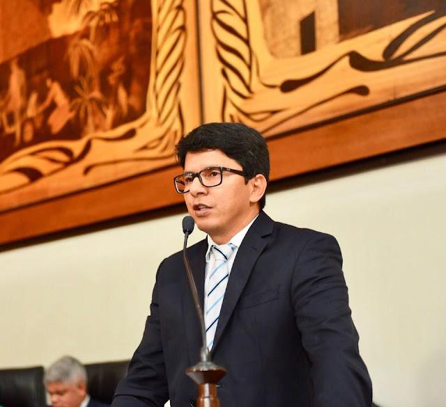 Jenilson Leite pede convocação dos aprovados no concurso da PM