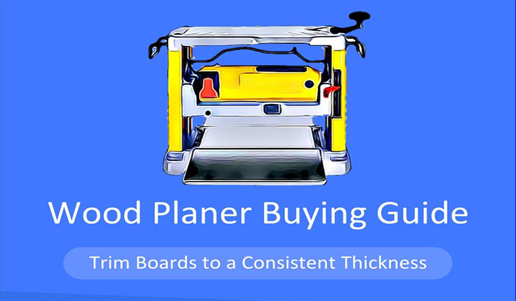 Wood Planer Buying Guide #infographic