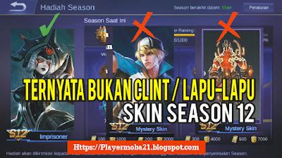 Bocoran Hero Pemilik Skin Season 12 Mobile Legends: Bang Bang