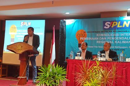 Konsolidasi Lembaga SLO SIPLN Regional Kalimantan
