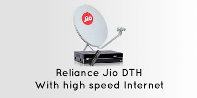 Reliance Jio DTH Service In India