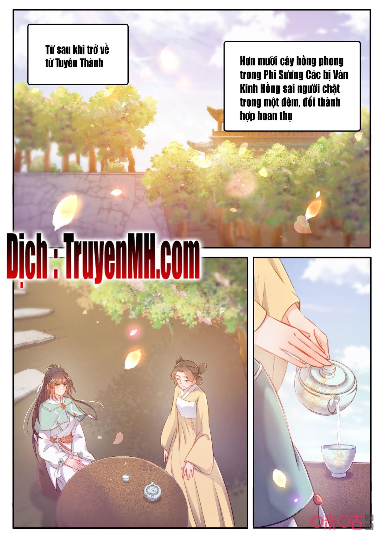 Thần Y Tiểu Thiếp Của Tà Quân Chapter 51 - Trang 3