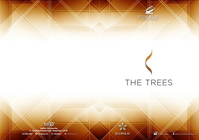 Rumah Terbaru Cluster Pine Tree At The Trees Harga Mulai Rp