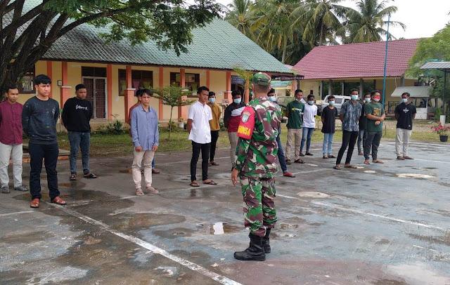 Guna menarik minat siswa, Serda Edi Susanto Kampanyekan penerimaan TNI-AD