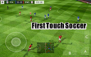 First Touch Soccer Apk v2.07 Full Versi + Kumpulan FTS Mod Terbaru Update 2017